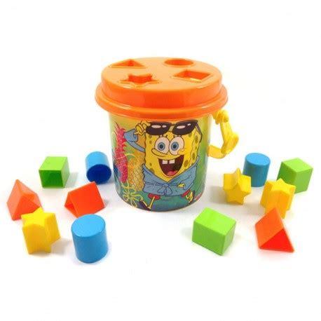 spongebob shape sorter happy toko mainan jual mainan anak