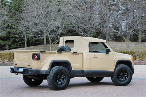 jeep prototype truck 2016 jeep comanche concept picture 669127 truck review