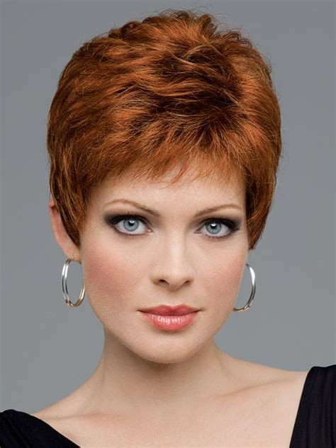 short hair cuts for crossdressers jeannie monofilament lace front wig by envy short hair