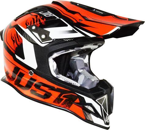 orange motocross helmet just1 j12 dominator orange motorcycle helmets