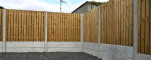 Backyard Privacy Without A Fence Post And Panel Fencing Quick Build Privacy Killeshal