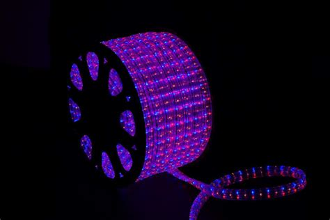colourful led rope light outd led rope light 150 ft light