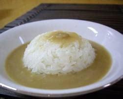 resep ketan saus kinca durian bandung enak resep masakan