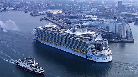 largest cruise ships in the world largest cruise ships in the world 28 images top 5