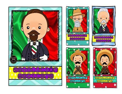 imagenes de la revolucion mexicana de caricatura fant 225 sticos personajes de la revoluci 243 n mexicana