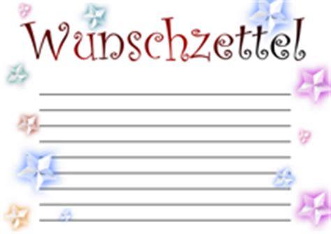 Word Vorlage Wunschzettel Wunschzettel F 252 R Weihnachten Zum Ausdrucken
