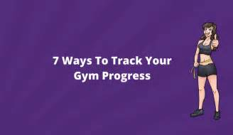 7 Ways To Exercise With Your by 7 Ways To Track Your Progress Tone Fitness