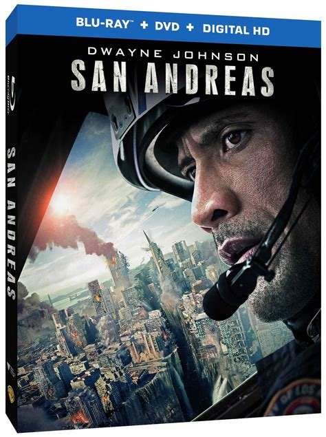 watch san andreas quake 2015 full hd movie trailer san andreas starring dwayne johnson rumbles to blu ray 3d dvd and digital this october thehdroom
