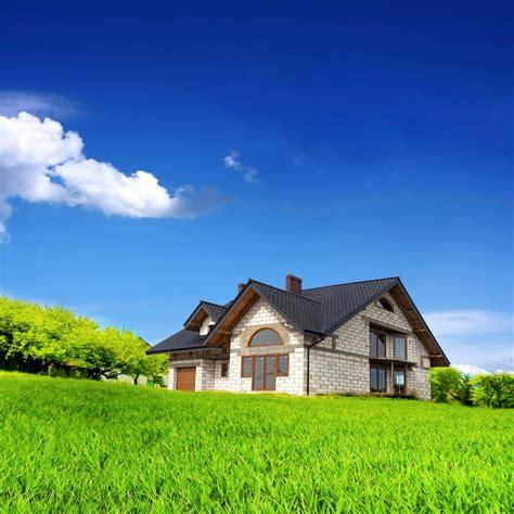 Small Home Hd Photos Wallpaper 2048x2048 House Grass Summer Nature