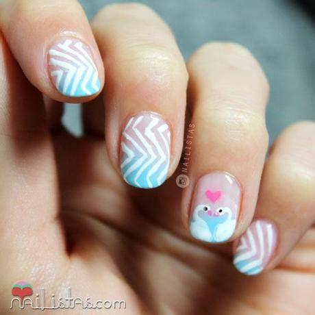 imagenes de uñas decoradas descargar 2015 u 241 as decoradas con cisnes nail art paso a paso paperblog