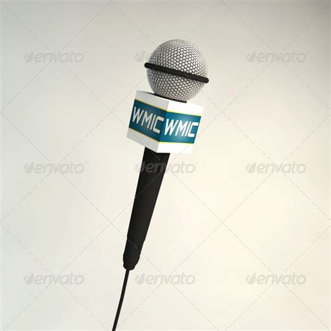 Mic Flag Template microphone flag template 187 dondrup