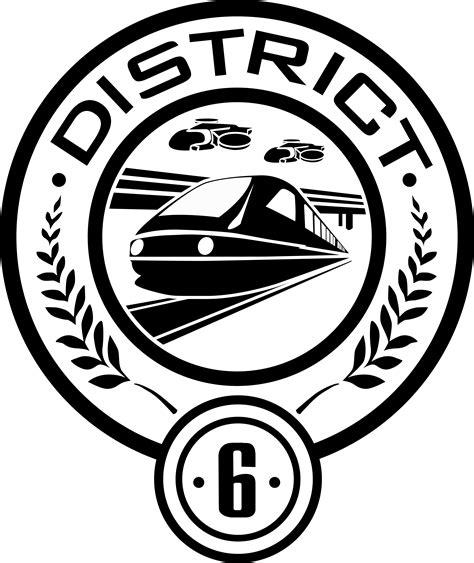 Hunger Games District 6 Symbol