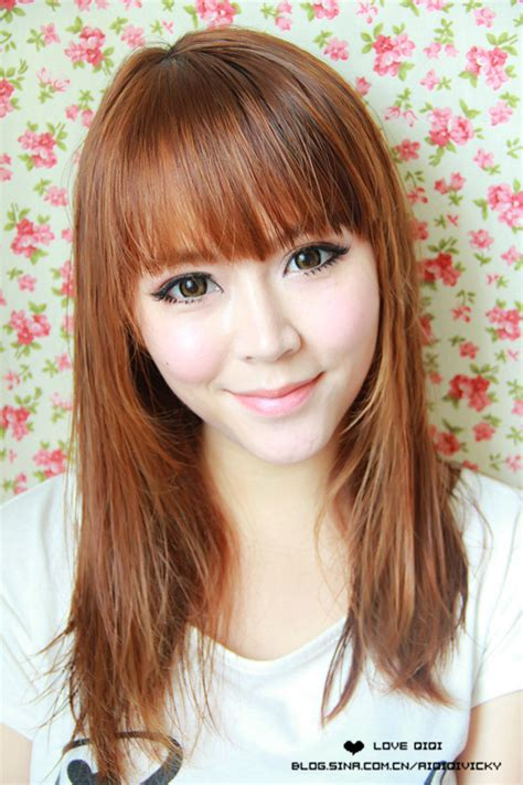 kawaii hairstyles bangs kawaii hairstyles that will make anyone feel cute