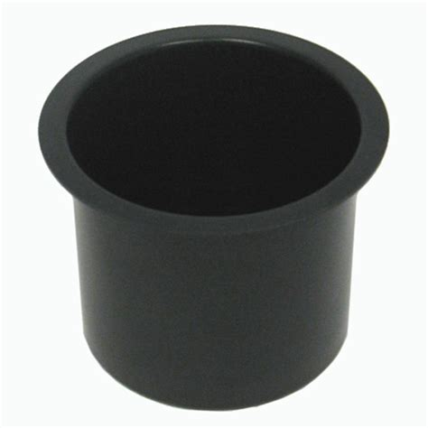 Cup Holder Table by Aluminum Table Jumbo Cup Holder Black