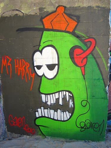 scary graffiti monster characters graffiti tutorial