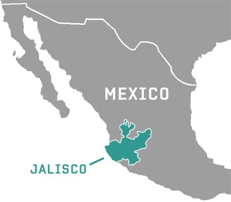 jalisco mexico map related keywords suggestions for jalisco mexico map