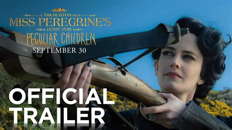 miss peregrine s home for peculiar children official