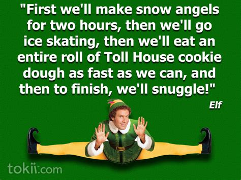 film quotes elf elf movie quotes quotesgram