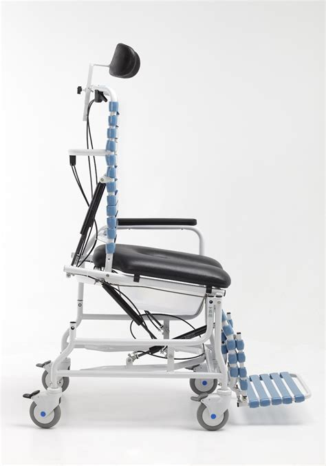 Broda Chair Cost by Broda Cs 385 Commode Shower Chair