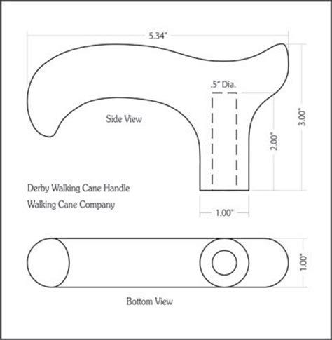 walking stick dimensions unfinished wood derby walking handle diy walking