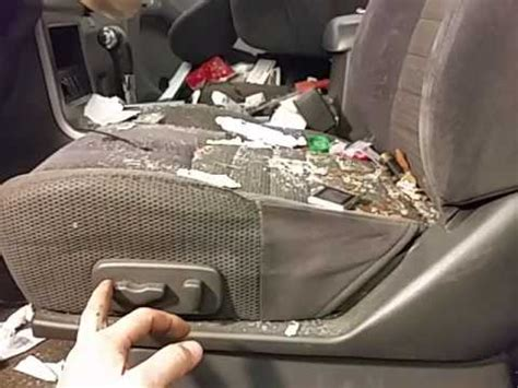 auto air conditioning service 2002 nissan pathfinder seat position control cp1126 2006 nissan pathfinder le se xe driver left front power seat youtube