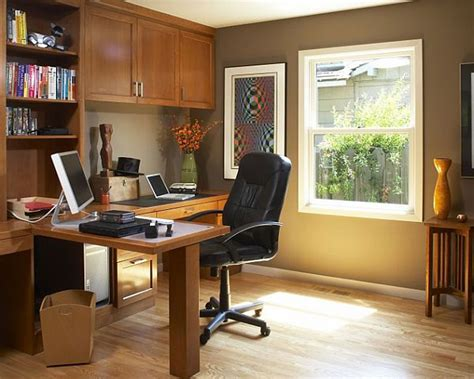 Design Home Office Layout by Traditional Home Office Design Ideas