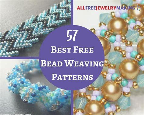 free bead weaving patterns 57 best free bead weaving patterns allfreejewelrymaking