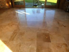 polishing travertine tiles cleaning and polishing
