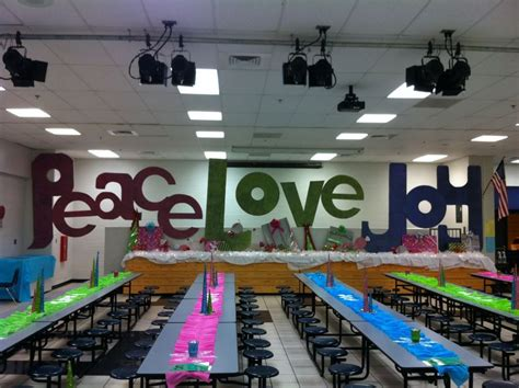decorating an elementary school for christmas room rock school cafeteria decor take school