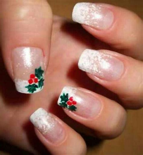 Porch Decorations For Christmas 25 cool christmas nail designs hative