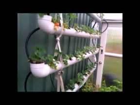 4 tier strawberry planter using waterpipe part 2