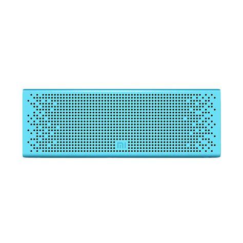 jual xiaomi metal box bluetooth portable speaker garansi