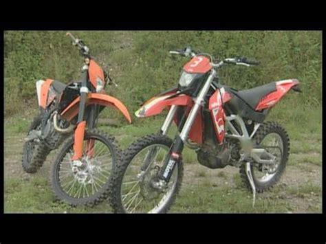Ktm 550 Enduro Ktm 450 Exc Vs Aprilia Rxv 4 5 Der Enduro Vergleich