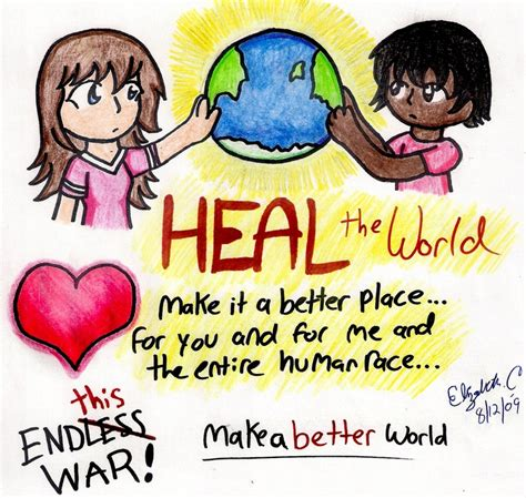 make it a better place michael jackson 15 best heal the world reference images on