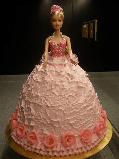 Ee  Birthday Ee   Cake Pink Barbie  Ee  Birthday Ee   Cakes