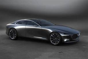 mazda vision coupe concept is like a japanese