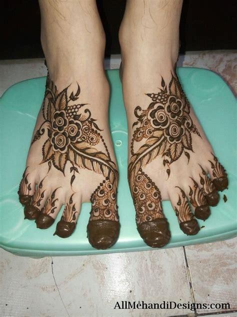 1000 easy foot mehndi designs simple feet henna patterns