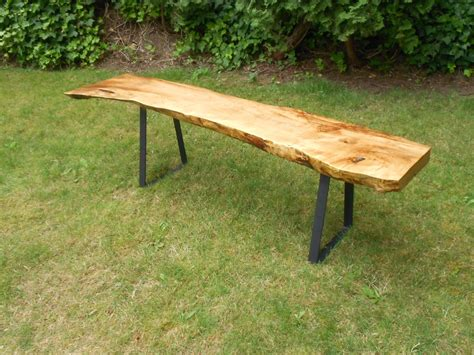 wood bench metal legs custom flat bar bench legs for tables and benches