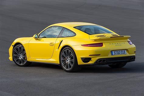 porsche car 2015 2015 porsche 911 turbo turbo s autoevolution