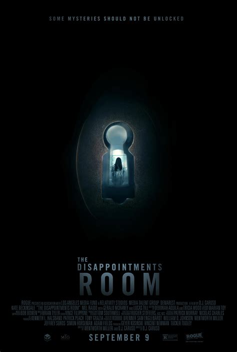 room poster the disappointments room trailer poster release details daily dead