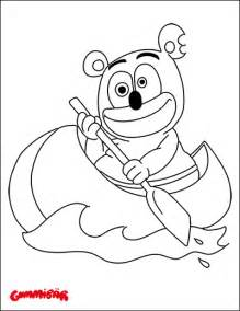 gummy bear coloring pages download a free printable gummib 228 r coloring page september