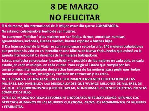 Resumen 8 De Marzo by 8 De Marzo D 237 A De La Mujer Mar 237 A Barcel 243 Mart 237 Nez