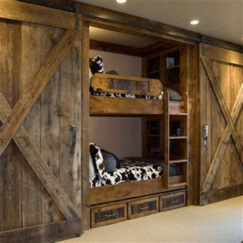 Barn Door Bunk Beds 17 Best Images About Barnwood Doors On Sliding Barn Doors Home And Upcycle