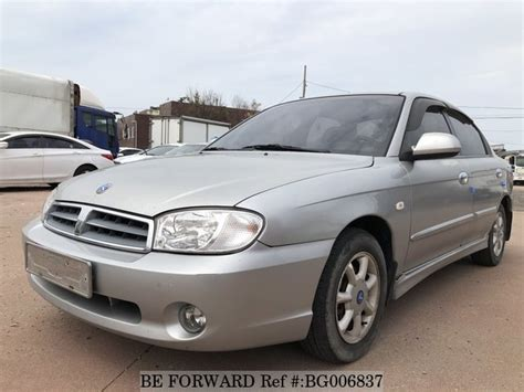 2002 Kia Spectra For Sale by Used 2002 Kia Spectra For Sale Bg006837 Be Forward