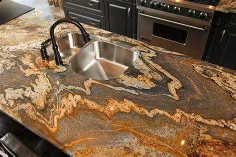 unusual countertop materials 40 great ideas for your modern kitchen countertop material