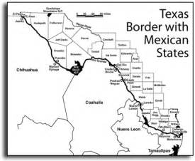 map of mexico border towns the tceq border initiative tceq www tceq gov