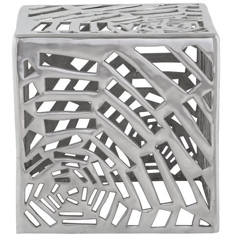 d laba table d appoint laba en aluminium table design