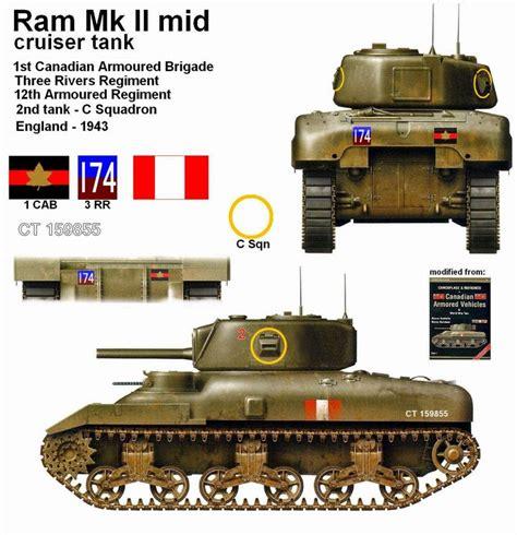 Ram Dinding C Ram Gantung Uk 75 X 120cm 26 best m4a5 medium tank canadian ram mk ii cruiser tank
