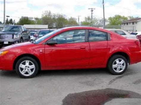 saturn ion for sale used 2007 saturn ion coupe for sale