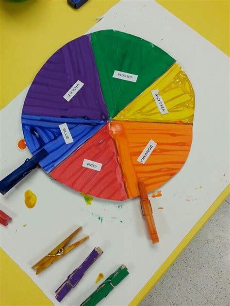 colour themes for preschoolers preschool color theme preschool ideas pinterest